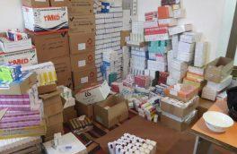 کشف انبار داروهای احتکار شده در هوراند