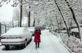 کاهش دمای هوای آذربایجان شرقی تا ۱۳ درجه سانتی گراد