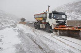 کولاک در گردنه های برف گیر آذربایجان شرقی