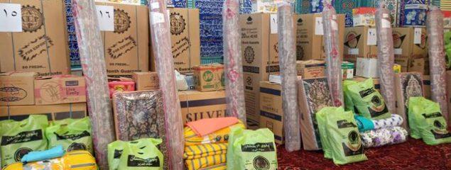 اهدای ۵۰ سری جهیزیه برای نوعروسان نیازمند در اهر