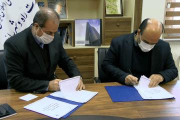 امضاء تفاهم نامه ساخت مسکن مددجویان آذربایجان شرقی