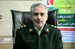 دستگیری ۴ سارق اموال دولتی و خانه باغ با ۲۰ فقره سرقت