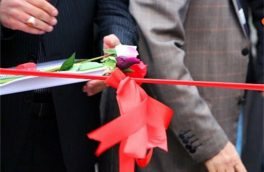 بهره برداری از چهار طرح در حوزه راهسازی و مسکن آذربایجان شرقی