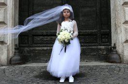 ثبت ازدواج ۹ هزار دختر ۱۰ تا ۱۴ ساله