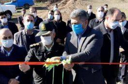 افتتاح طرح های عمرانی و خدماتی روستایی در اهر و هریس