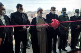 افتتاح طرح های عمرانی و ورزشی در اهر