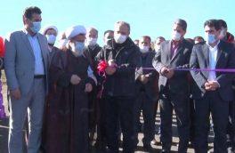 افتتاح چند پروژه عمرانی و خدماتی در کلیبر و هریس