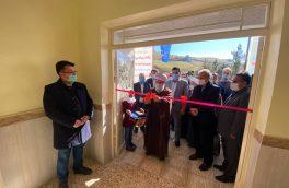 مدرسه ۶ کلاسه پسرانه معلم آبش احمد کلیبر افتتاح شد