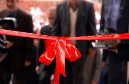 افتتاح پروژه های عمرانی، خدماتی در منطقه ارسباران