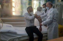 تزریق واکسن کرونا در تبریز آغاز شد