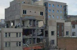 انفجار مهیب در اردبیل ۲ کشته و ۱۰ مصدوم بر جای گذاشت