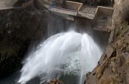 رهاسازی آب سدها به سمت دریاچه ارومیه آغاز شد