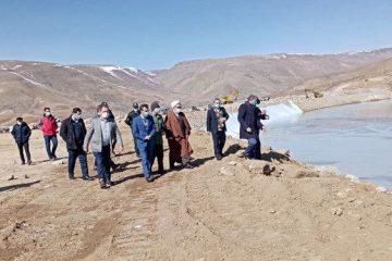 هیات کارشناسی برای بررسی وضعیت سد باطله معدن مس انجرد اعزام می شود