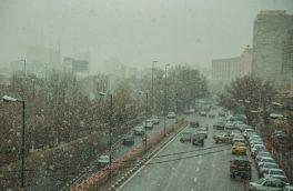 برف و باران دوباره آذربایجان شرقی را فرا می گیرد