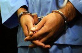 دستگیری سارق سابقه دار اماکن خصوصی در اهر