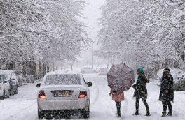 نفوذ سامانه بارشی فعال به آذربایجان شرقی از اواخر هفته جاری