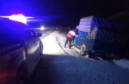 امدادگران هلال احمر آذربایجان شرقی به ۴۸۶ مسافر امدادرسانی کردند