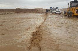 خسارت سیل در شهرستان های آذربایجان شرقی