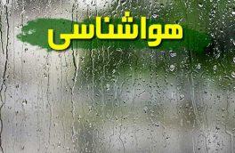 امشب سامانه بارشی از آذربایجان شرقی خارج میشود