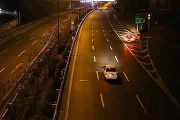تغییر ساعت اجرای محدودیت تردد شبانه/ ۲۲ تا ۳ صبح تردد ممنوع است