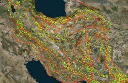 ثبت بیش از ۱۷۰۰ زلزله در دو ماه پایانی سال ۹۹