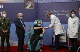 """تزریق موفقیت آمیز واکسن کرونای """"فخرا"""" به ۱۵ نفر / تولید انبوه واکسن در خرداد"""