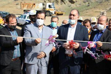 پل روستای دارآغزی خداآفرین افتتاح شد