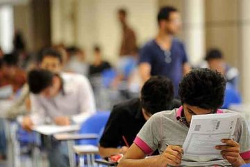 تقویم برگزاری آزمون های ۱۴۰۰ وزارت علوم اعلام شد/ آزمون کارشناسی ارشد اولین آزمون سال جدید