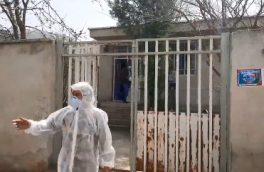 قرنطینه روستای گوار کلیبر
