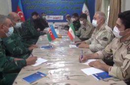 تامین امنیت شمال سدهای مرزی به مرزبانان جمهوری آذربایجان واگذار شد