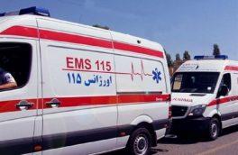 ۳ فوتی و ۵ مصدوم در سوانح رانندگی آذربایجان شرقی