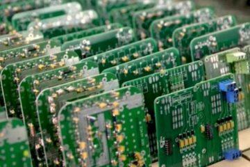 افتتاح بزرگترین خط تولید بردهای الکترونیکی کشور در تبریز