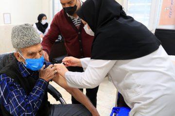 واکسن کرونا بدون فوتی و عوارض در آذربایجان شرقی
