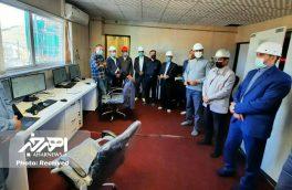 فرآیند راه اندازی و افتتاح کارخانه آهک هیدراته اهر آغاز شد