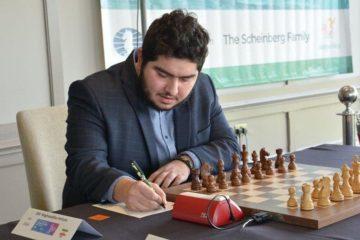 قطعی برق باعث شکست نفر اول شطرنج ایران شد