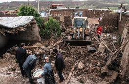 خسارت ۲۲ میلیارد تومانی سیلاب به اراضی زراعی و باغات اهر