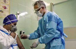 مرگ کادر درمان با واکسیناسیون متوقف شد