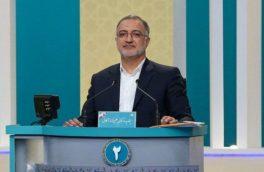 علیرضا زاکانی به نفع رئیسی کناره گیری کرد