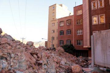 زلزله های ۳ تا ۴.۸ ریشتری در گسل تبریز