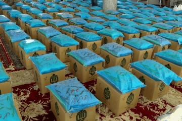 تداوم کمک های مومنانه به نیازمندان آذربایجان شرقی