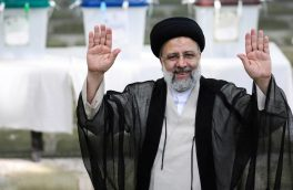 رئیسی، رییس جمهور ایران شد
