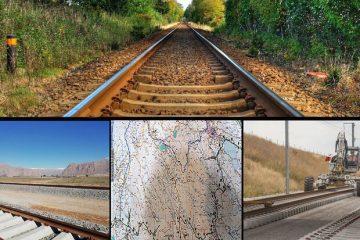 جلفا به خط ریلی روسیه متصل می شود