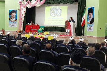 جشنواره منطقه ای شعر کرامت در اهر برگزار شد