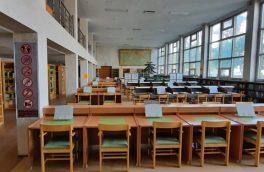 بازگشایی سالن های مطالعه ۱۱۵ کتابخانه عمومی آذربایجان شرقی
