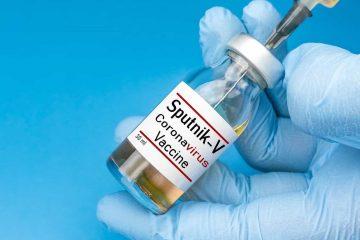 واکسن اسپوتنیک رونمایی شد