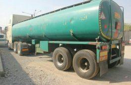 ۲۵ هزار لیتر نفت سفید قاچاق در عجب شیر کشف شد