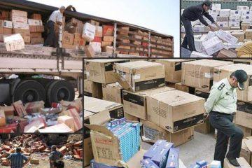 قاچاقچیان کالا و ارز در آذربایجان شرقی ۲۲۶ میلیارد ریال جریمه شدند