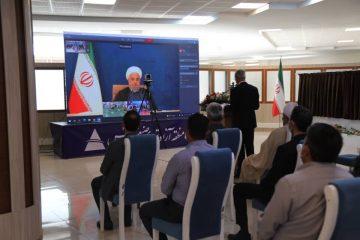 یک هزار و ۵۱۴ میلیارد تومان طرح اقتصادی در منطقه آزاد ارس افتتاح شد