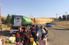 آبرسانی شبانه روزی به روستاهای کلیبر