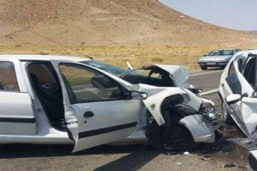 افزایش ۱۴ درصدی تصادفات جاده ای در آذربایجان شرقی